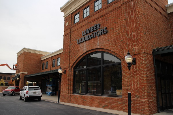 Settlement Reached In Suit Between Lumber Liquidators