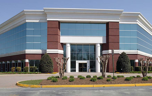 Chesterfield County Court Building