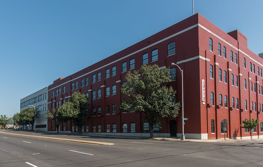 The 329,000 Square Foot Lofts At Commerce Apartments At 700 Stockton St.  Were Sold For $20.2 Million. (Courtesy CBRE | Richmond)