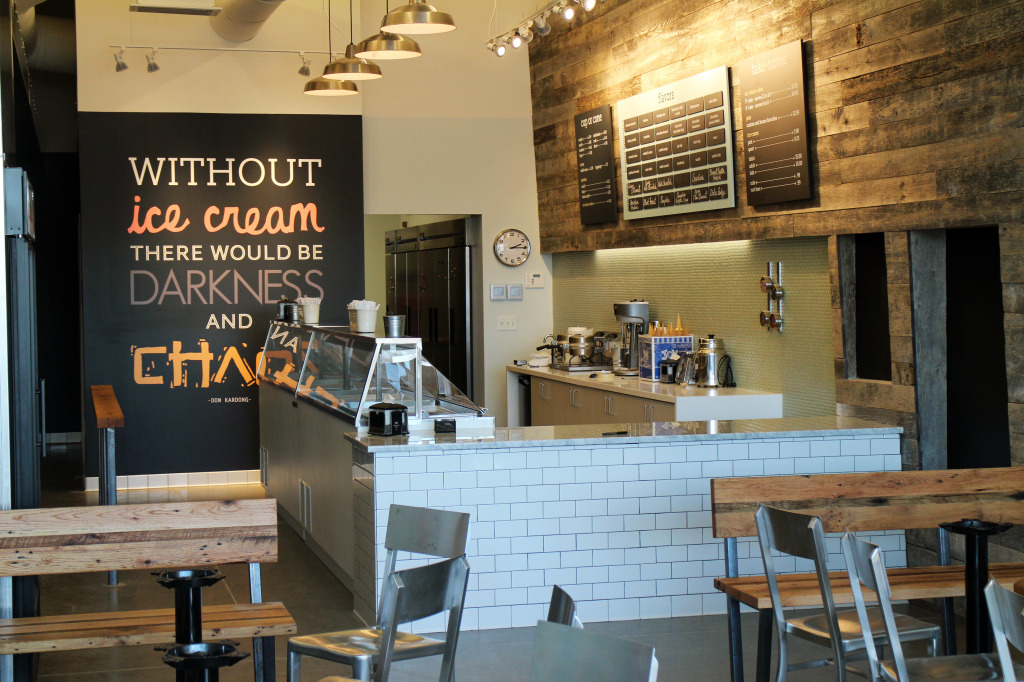 Gelati Celesti is opening its third ice cream shop at Short Pump. Photos by Michael Thompson.