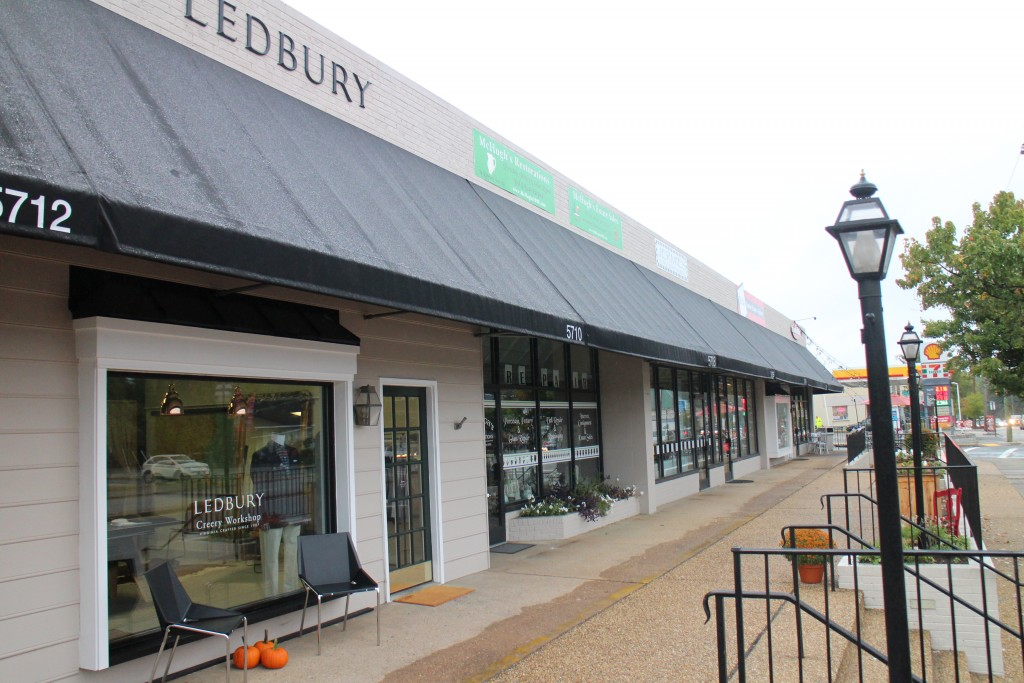 Ledbury at 5710 Patterson Ave. in the West End will close this week.