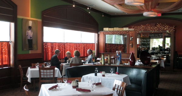 Belle Vie European Bistro at 1244 Alverser Plaza served its last meal May 17. (Photo by Michael Thompson.)