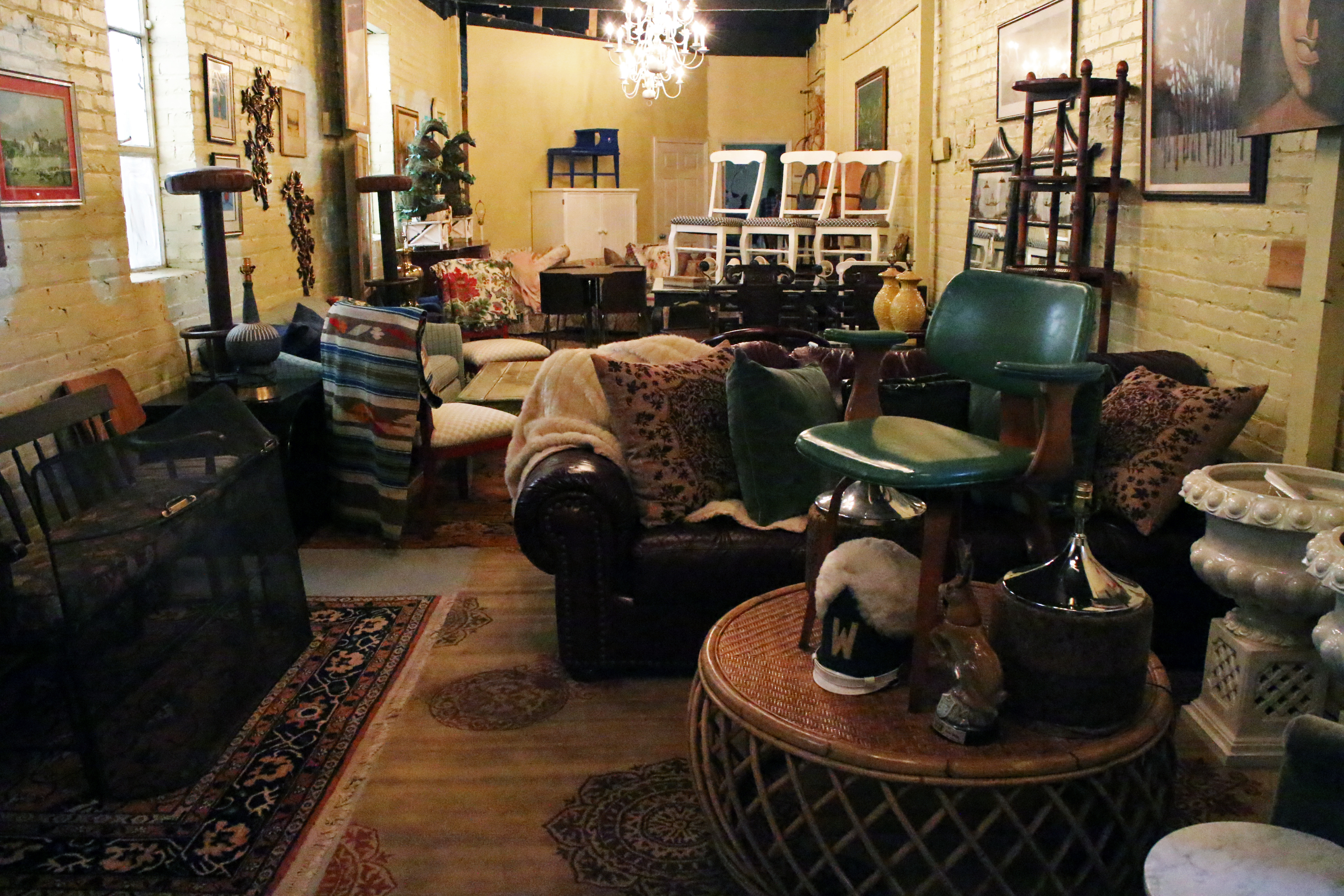 Genial Leftover Luxuries, A Furniture And Home Goods Consignment Shop, Opens Today  In Scottu0027s Addition